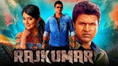 Rajkumar Doddmane Hudga Hindi Dubbed Full Movie | Puneeth Rajkumar, Radhika Pandit