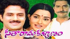 Seetha Rama Kalyanam (1996) | Telugu Romantic Action Movie | Nandamuri Balakrishna, Rajani