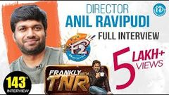 F2 Movie Director Anil Ravipudi Exclusive Interview Frankly With TNR 143
