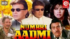 Numbri Aadam Hindi Movies {HD} Mithun Chakraborty, Mandakini & Amrish Puri | Bollywood Action Movies