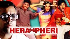 Hera Pheri (2000) Full Hindi Comedy Movie | Akshay Kumar Sunil Shetty Paresh Rawal Tabu
