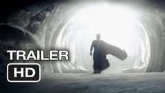 Man of Steel Official Trailer 3 (2013) - Russell Crowe Henry Cavill Movie HD