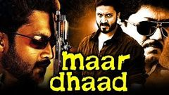 Maar Dhaad (Deadly 2) South Indian Hindi Dubbed Movie | Aditya, Meghana Mudiyan