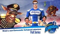 Commander Safeguard | Dirtoo Finally Finished? | Full Series | Cartoons Central