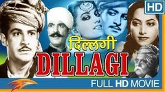 Dillagi 1949 | Full Hindi Movie | Shyam Kumar Suraiya Old Hindi Movies Full HD