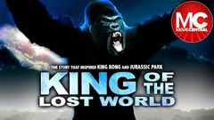 King Of The Lost World | Full Action Adventure Movie