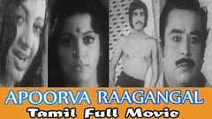 Apoorva Raagangal | Tamil Full Movie | Kamal Haasan | Rajinikanth