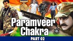 Param Veer Chakra HD Hindi Dubbed Movie Part 02 | Balakrishna | Bollywood Full Movies