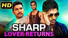 Sharp Lover Returns New Telugu Hindi Dubbed Full HD Movie | Allu Arjun, Gowri Munjal