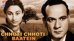 Chhoti Chhoti Baatein - Hindi Black & White Full Movie HD