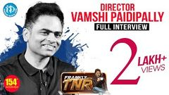 Maharshi Director Vamsi Paidipally Exclusive Interview Frankly With TNR 154