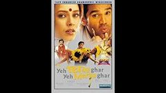 Ye tera ghar ye mera ghar 2001 Part - 1 | Indian Comedy movie