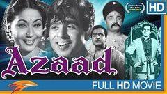 Hindi Full Movie AZAAD 1955 | Dilip Kumar Meena Kumari | Hindi Old Movies