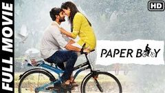 Paper Boy New Tamil Movie Full | Santosh Sobhan, Riya Suman, Tanya Hope | Tamil Movies