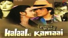 Halal Ki Kamai - Full Hindi Movie - Govinda, Farha, Naaz , Shakti Kapoor - Bollywood Action Movie HD