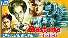 Mastana 1954 Old Hindi Full Movie | Motilal, Mukri, Chandrashekhar | Bollywood Classics