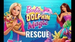"New movie ""Barbie Dolphin Magic 2017 