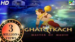 Ghatotkach Full Animated Movie 2019 |Animated Movies For Kids | Pen Bhakti | Children& 039;s Day Special