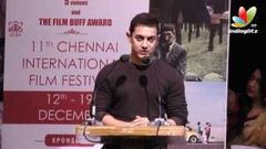 "Aamir Khan is a Big Fan of Kamal Hasan"" -- revealed at CIIF 