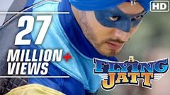 A Flying Jatt (2016) Starring Tiger Shroff Bollywood Full Movie in Hindi