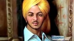Shaheed-E-Azam Sardar Bhagat Singh | Heart touching | Story of S. Bhagat Singh | Video