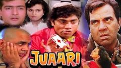 Juaari | Bollywood movie Hindi | Dharmendra | Armaan Kohli | Johnny Lever | Shilpa | Full Film | NV