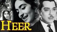 Heer (1956) Full Movie | हीर | Pradeep Kumar, Nutan