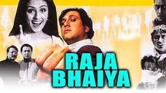Raja Bhaiya - Hindi Full Movie | Govinda | Aarti Chhabria |