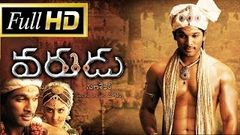 Varudu Full Length Telugu Movie DVD Rip