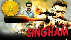 Singham 2015 Hindi Dubbed Movie With Tamil Songs | Suriya Anushka Shetty Prakash Raj