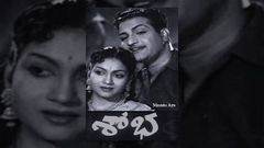 Sobha Telugu Full Movie - NTR, Anjali Devi