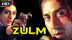 Zulm hindi superhit movie Sunny deol 1997