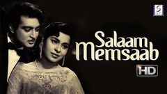 Salaam Memsaab | Super Hit B&W Movie | Kumkum, Subi Raj | HD