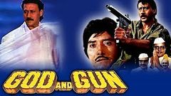 God And Gun (1995) Full Hindi Movie | Raaj Kumar, Raj Babbar, Jackie Shroff, Gouthami, Prem Chopra