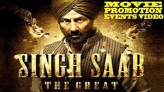 """Singh Saab the Great"" 2013 Promotion Events Full Video 