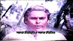 Salman Sha Bangla Movie Shudu Tumi( salman sha and shama)