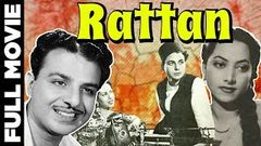 Rattan (1944) Full Movie | रतन | Karan Dewan, Swaran Lata, Amira Banu