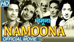 Namoona 1949 Old Hindi Full Movie | Kishore Sahu, Kamini Kaushal, Leela Chitnis | Old Hindi Movies