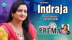 Actress Indraja Exclusive Interview Dialogue With Prema Celebration Of Life 11