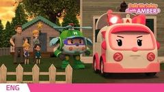 🚨 Daily life Safety with AMBER | EP 01~26 | Robocar POLI | Kids animation