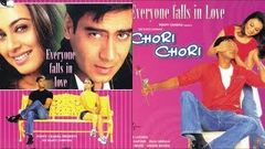 Chori Chori 2003 - Romantic Movie | Ajay Devgan, Rani Mukerji, Sonali Bendre.