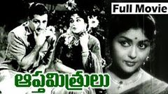Aaptha Mithrulu Telugu Full length Movie[HD] - NTR Kantha Rao Krishna Kumari