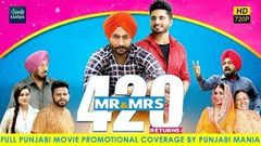 Mr & Mrs 420 Full Punjabi Movie