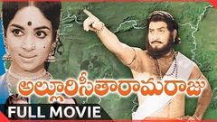 Alluri Seetharama Raju Telugu Full Length Movie | Krishna , Vijaya Nirmala - Telugu Hit Movies