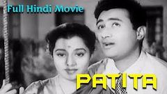Patita 1953 | Megastar Aazaad | Rajnarayan Dube | Mega Hit Old Hindi Movies | Dev Anand | Usha Kiran