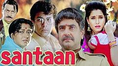 Santaan Full Movie | Jeetendra | Neelam | Moushumi Chatterjee | Deepak Tijori | Superhit Hindi Movie