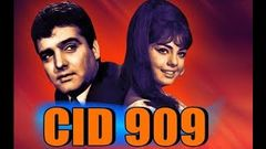 CID 909 1967 - Action Movie | Feroz Khan, Mumtaz, Helen, Ram Mohan, Brahm Bhardwaj