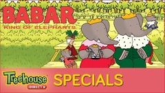 Babar: King of The Elephants (Full Movie)