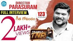 Frankly With TNR 123 Exclusive Interview Talking Movies With iDream