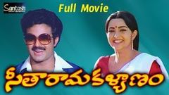 Seetharama Kalyanam Full Movie | Nandamuri Balakrishna | Rajani